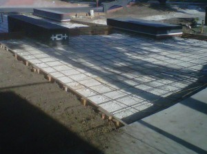 Skatepark Construction