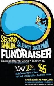 Fundraiser Poster