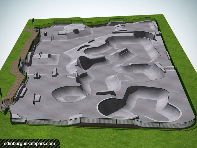 Concept designs for fundraising public skatepark development guide regional edinburgh saughton malvernweather Gallery