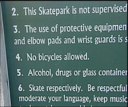 Skate Respectfully