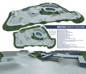 Design stages public skatepark development guide the final design will come with blueprints and usually some nicely modeled graphics you can use malvernweather Gallery